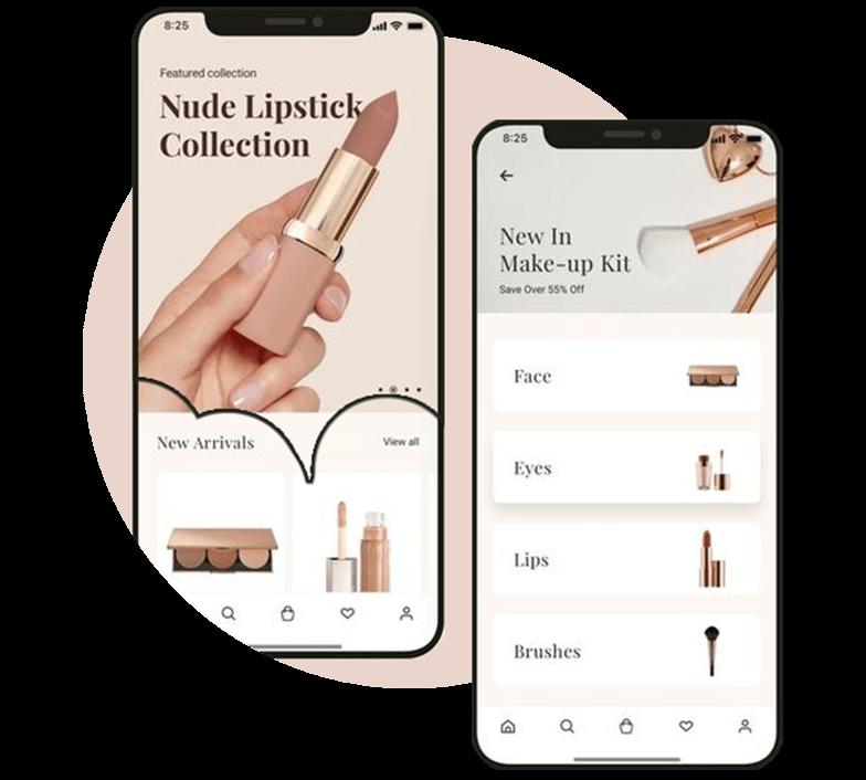 cosmetic-mobile-screen